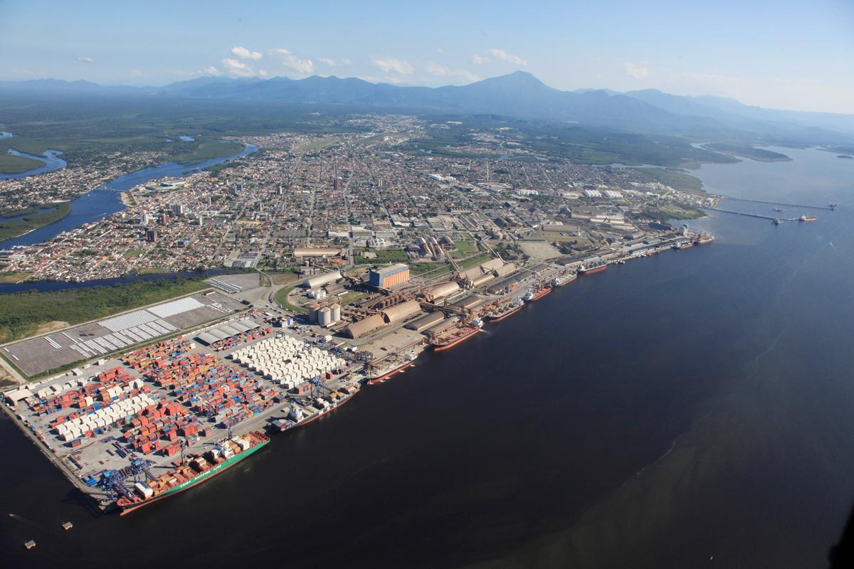 Foto: Porto de Paranaguá